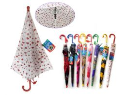 "96 Units of 23"" Fabric Umbrella - 4th Of July"