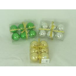 96 Units of Balls 50mm X 6pc - Safety Helmets