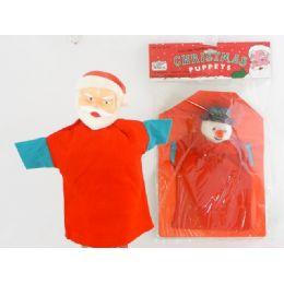 144 Units of Aaa X'mas Toy, 4asst. - Christmas Novelties
