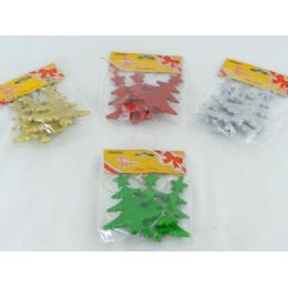 96 Units of Xmas Tree 3 Piece Set - Christmas Novelties