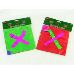 288 Units of Garland 1.8 4 Star - Christmas Novelties