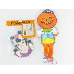 """108 Units of Hollwn Hngng Honeycomb Fig.28"""" - Halloween & Thanksgiving"""