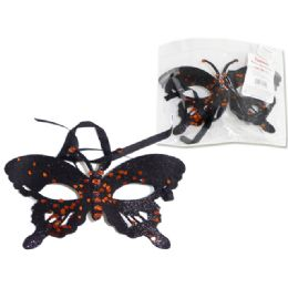 288 Units of Halloween Masquerade Mask - Costumes & Accessories