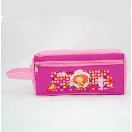 72 Units of Pencil Pouch 2 Zip - Licensed School Supplies