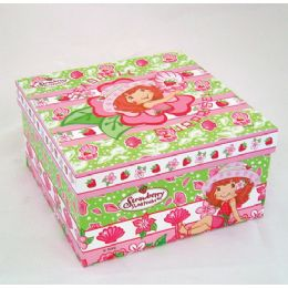 72 Units of Paper Box Square 16x16x8.5cm - Storage Holders and Organizers