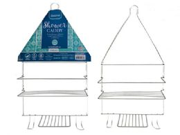 48 Units of Wire Shower Caddy - Shower Accessories