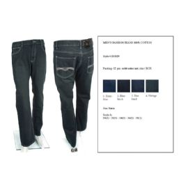 12 Units of Mens Fashion Jean 100% Cotton - Mens Jeans