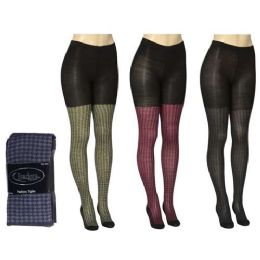 36 Units of One Size Women's Heavy Tights - Womens Tights