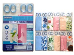 72 Units of 2pc Shower Curtain - Shower Curtain