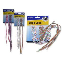 """96 Units of Shoe Laces 2pairs Bc. 35"""" And 43.3"""" Long - Footwear Accessories"""