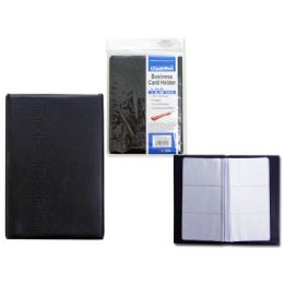 96 Units of Business Card Book, 120 Cards - Card Holders and Address Books