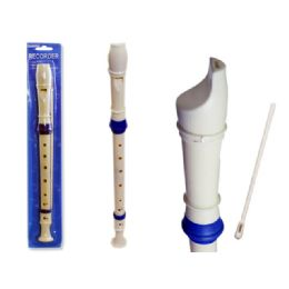 """96 Units of Recorder 11.8"""" Long - Musical"""