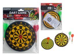 72 Units of 4 Piece Dart Game Set - Darts & Archery Sets