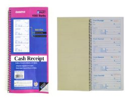 72 Units of RECEIPT BOOK - Sales Order Book