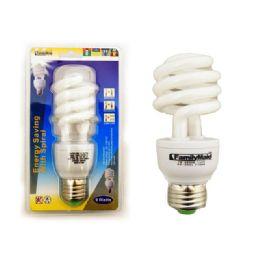 72 Units of 9 Watt Energy Saving Light Bulb - Lightbulbs