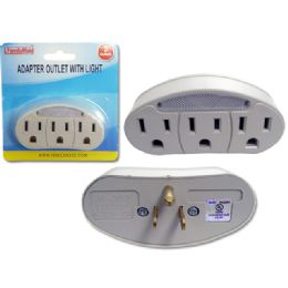 72 Units of Adapter Outlet - Chargers & Adapters