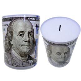 24 Units of Saving Tin Coin Bank - Coin Holders & Banks
