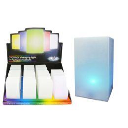 72 Units of Color Changing Light w/ 7 colors  7.5x13cm - Toy Sets