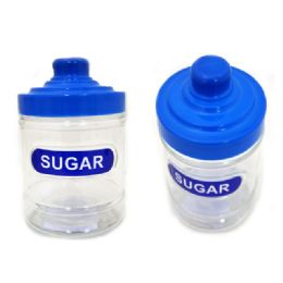 96 Units of Sugar Jar Glass - Storage Holders and Organizers