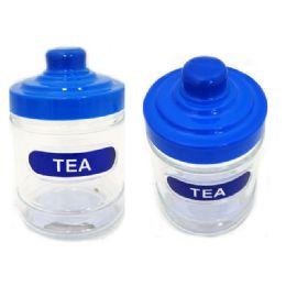 96 Units of Tea Jar - Storage Holders and Organizers