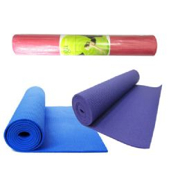 24 Units of Yoga & Exercise Mat - Workout Gear