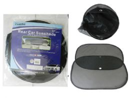 96 Units of 2 Piece Sunshade - Auto Sunshades and Mats