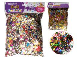 72 Units of Foil Confetti 6oz - Streamers & Confetti