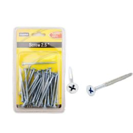 96 Units of Screw 2' 40pc - Drills and Bits