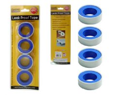 96 Units of Leakproof Tape 4pc/pk. - Tape