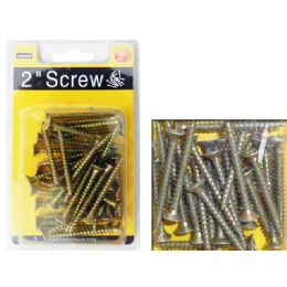 "96 Units of 2"" Hardware Screw - Drills and Bits"