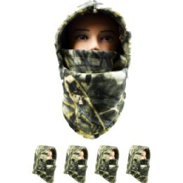 36 Units of Unisex Adult Winter Ninja Winter Hat Frost Style - Winter Hats