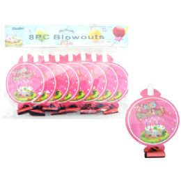 "96 Units of Blowout 8pc 7"" - Party Favors"