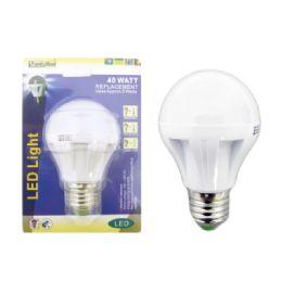 72 Units of Led Light 5w 9.4hx5.9dia - Lightbulbs