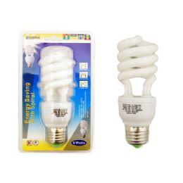 72 Units of 11 Watt Energy Saving Light Bulb - Lightbulbs