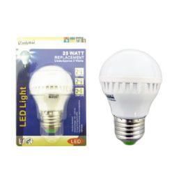 72 Units of Led Light 3w 8.3 H*5dia - Lightbulbs