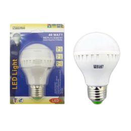 72 Units of Led Light 5w 10.2hx5.97dia - Lightbulbs