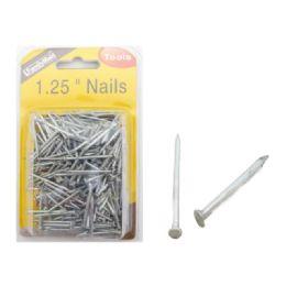 """72 Units of Nail 1.25""""210g - Drills and Bits"""
