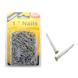 """72 Units of Nails 1"""" Long - Drills and Bits"""