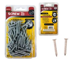 "72 Units of Screws 1 3/8"" Long - Drills and Bits"