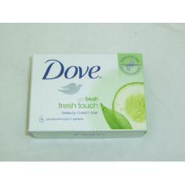 "96 Units of ""DOVE"" 4.75oz /135g Soap Bar-Green - Soap & Body Wash"