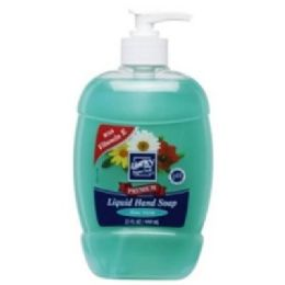 """48 Units of """"Lucky"""" 14oz Pearlized Liquid Soap - Soap & Body Wash"""