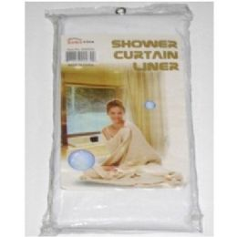 72 Units of Shower Liner - Shower Curtain