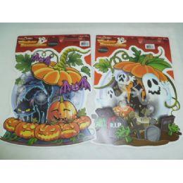 144 Units of Halloween Win Deco - G.i.d. - Halloween & Thanksgiving