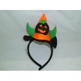 144 Units of Halloween Head Band - Halloween & Thanksgiving