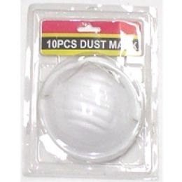 96 Units of 10pc Dust Masks - Costumes & Accessories