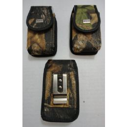 24 Units of Hardwoods Camo Cell Phone Case-Velcro - Cell Phone & Tablet Cases