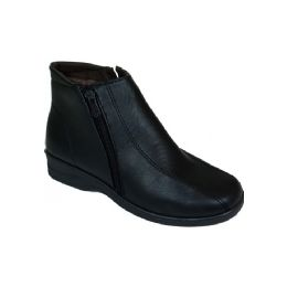20 Units of Ladies Every Day Boots In Black - Women's Boots