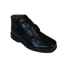 20 Units of Mens Casual Shoes In Black - Men's Shoes