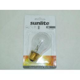120 Units of Appl Lite Bulb - Clr 40w - Lightbulbs
