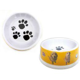 "72 Units of Dog Bowl 6.5""Dia - Pet Accessories"